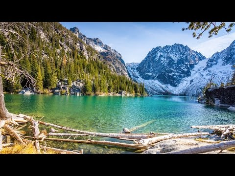 Beautiful Washington. Episode 1 - Scenic Nature Documentary Film about Washington State - Episode 1