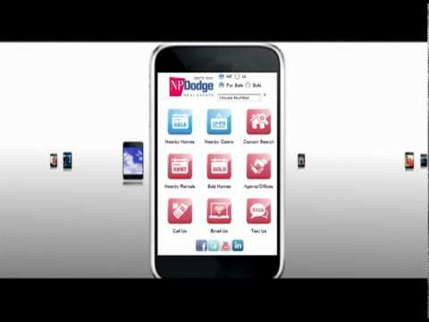 NP Dodge Takes Mobile Real Estate Search to New Heights