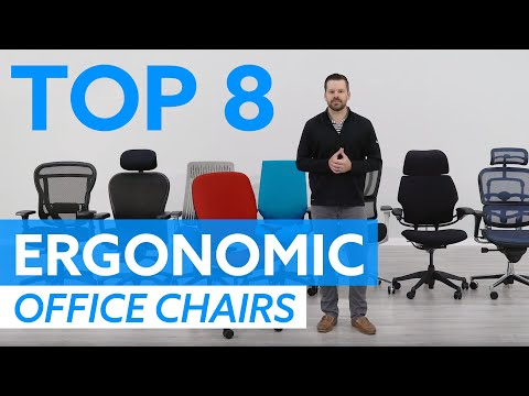 8-best-ergonomic-office-chairs-for-2019