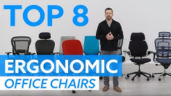 8 Best Ergonomic Office Chairs For 2019