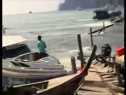 Цунами в Тайланде в 2004 году: видео и фото очевидцев