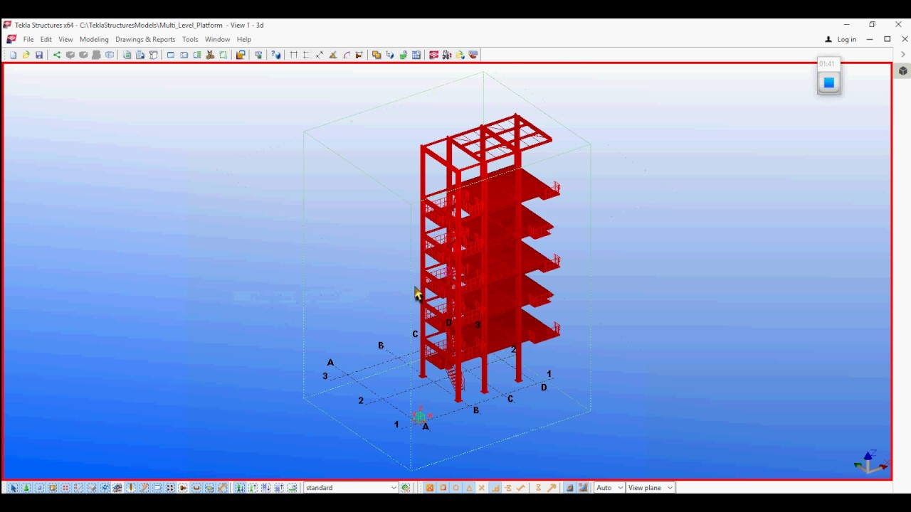 Plant Engineering Software- 3D CAD Interface