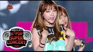 [HOT] GirlsDay - Ring my bell, 걸스데이 - 링마벨, DMC Festival 2015