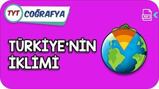 Türkiyenin İklimi  TYT Hızlanış Kampı    Kamp2021