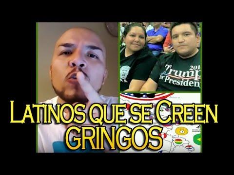 Latinos que se creen gringos  TIENEN QUE VER ESTE VIDEO!