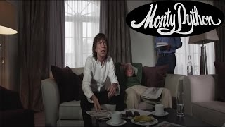 Mick Jagger introduces the Monty Python Live (mostly) Press Conference thumbnail