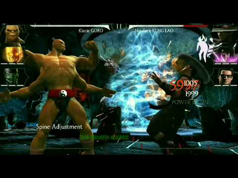101 Character All X-Ray(Fatality) Mortal Kombat X-ANDROID & IOS