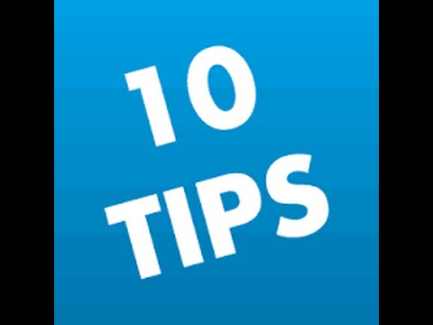 10 Tips for Court Reporting Students!