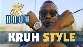 King Kruh - Kruh Style (clip officiel freestyle)