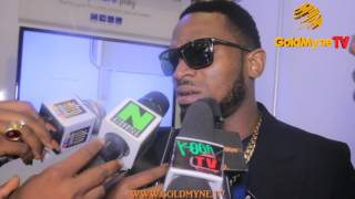 DBANJ OPENS UP YES OLAMIDES DONT STOP WAS ORIGINALLY MY SONG