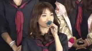 AKB48 マジすか学園 制作発表 前田敦子 大島優子 篠田麻里子 小嶋陽菜 thumbnail