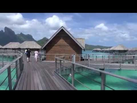 Four Seasons Resort, Bora Bora - World's Best Hotel