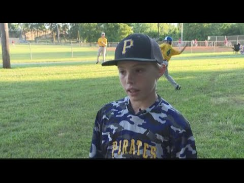 11-year-old Machete-swinging Baseball Star Takes On Suspected Burglars