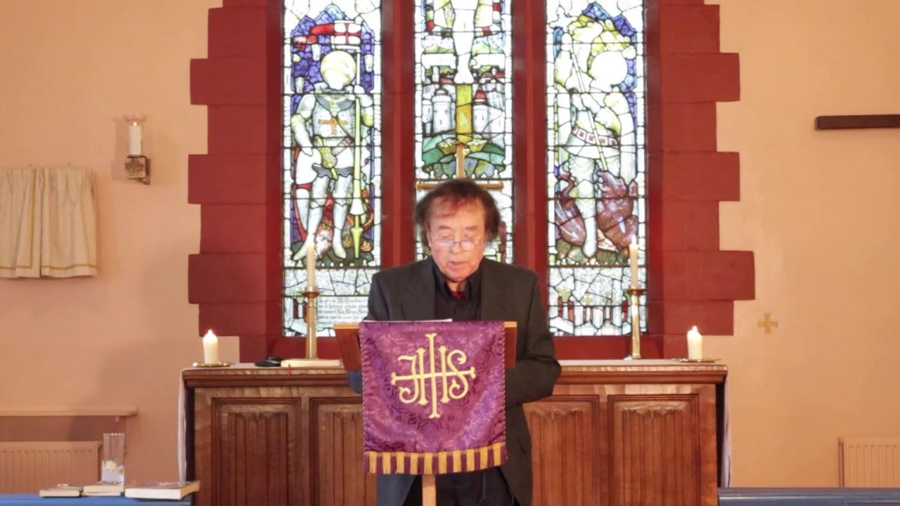 Lent Talks 2021: 24 February