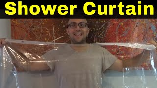 Segmart Shower Curtain Review-Watch Your Phone In The Shower