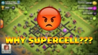 WHY SUPERCELL??? 5 Weird Things in Clash of Clans !!!