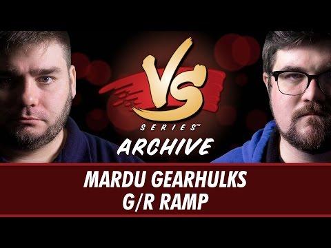 9/30/16 - Todd VS. Brad: Mardu Gearhulks VS. G/R Ramp [Standard]