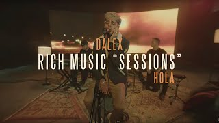 Dalex - Rich Music Sessions: Hola Acústico (Video Oficial)