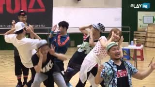 150819 #인피니트 Sunggyu - In the Heights Musical Rehearsal by PlayDB