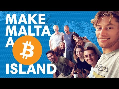 Make Malta A Bitcoin Island