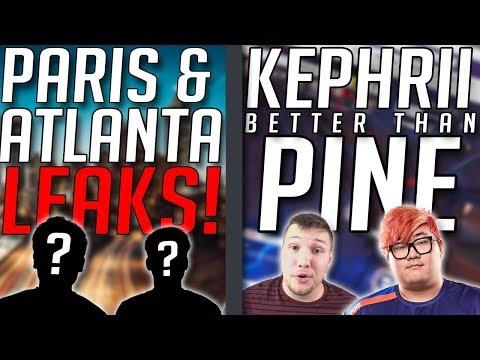 "Dafran- ""Kephrii Can Contest Pine"" 3 NEW Paris Players! Atlanta Leaks! Runaway Announcment?"