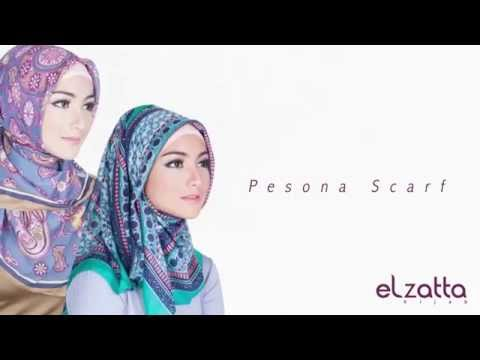The charm of scarf elzatta | Catalog 3 2013