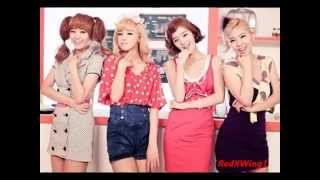"(Part 4) SECRET (시크릿) In Singapore - ""Shy Boy"" (1st Fanmeet Singapore 2012)"