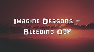 Imagine Dragons - Bleeding out [Acoustic Cover.Lyrics.Karaoke]