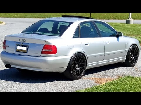 2001 Audi B5 S4  - ONE YEAR OWNERSHIP COST !