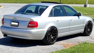 Zapętlaj 2001 Audi B5 S4  - ONE YEAR OWNERSHIP COST ! | Boost Book