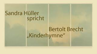 "Bertolt Brecht – ""Kinderhymne"" zum 3. Oktober 2020"