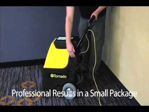 Tornado Mini Marathon Self Contained Carpet Extractor