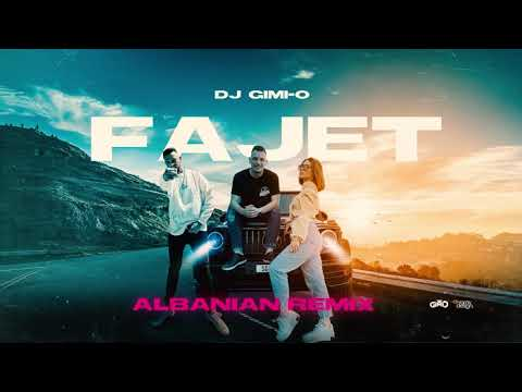 Dj Gimi - O X Fajet Albanian Remix