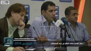 مصر العربية | جمال الغندور يساند الحكام فى أزمة المستحقات