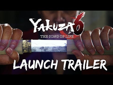 Yakuza 6: The Song of Life Accolades Trailer