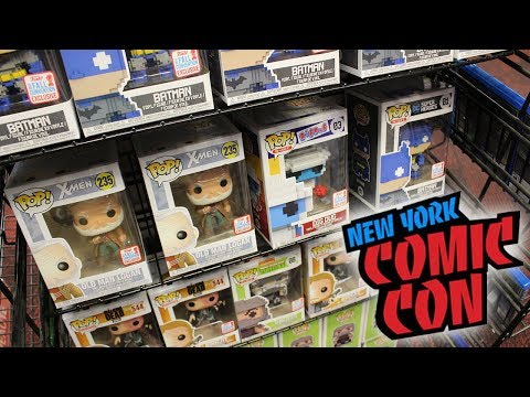 Funko Pop Hunting   Got The Last NYCC Exclusive    ep 34