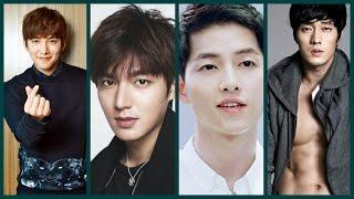 10 Highest Paid Korean Actors