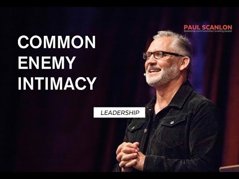 Common Enemy Intimacy