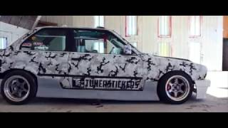 BMW E30 V8 DRIFT BUILD EP 10 // MOVING SHOPS AGAIN // TRAILER FAILS //(In this episode we are moving to a bigger and better location under a tight time frame we get the whole shop packed up and shipped out in only 2 days! follow us ..., 2016-11-18T22:33:22.000Z)