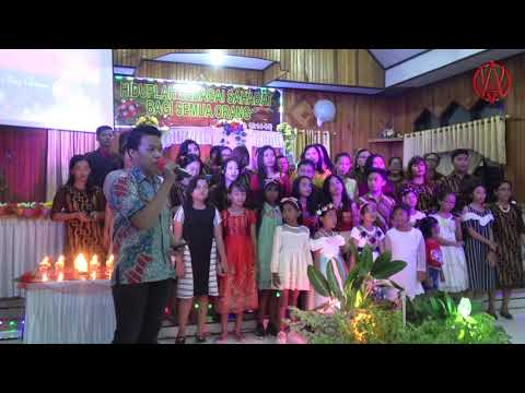 Bless The Lord Oh My Soul -  COVER BY CHRISTMAS KOLOM 3 GEREJA BETANIA