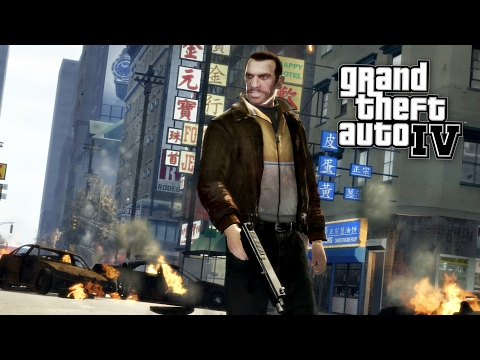 ULTIMATE HITMAN!! (GTA IV, Part 5 Walkthrough)