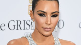 kim kardashian sexy smokey eyes makeup tutorial