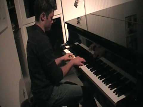 Michael Jackson - Give In To Me piano