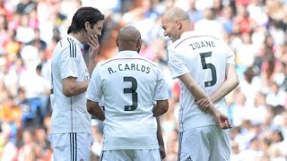 Real Madrid 4-2 Liverpool [HD] Legends Corazon Cla
