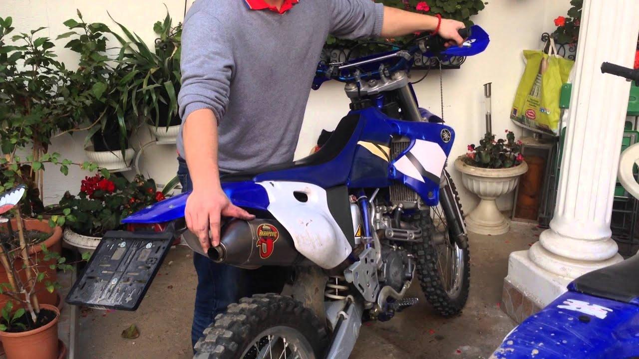 Yamaha Wrf Throttle Stop Screw