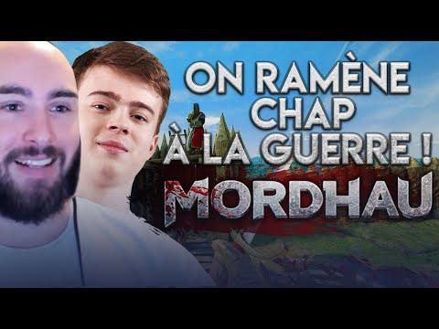 Vidéo d'Alderiate : [FR] ALDERIATE, CHAP & KENNY - MORDHAU GAMEPLAY - MODE FRONTLINE & HORDE