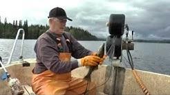 Talvivaaran kalastajat