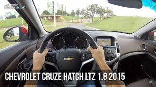 Chevrolet Cruze Sport6 2015 - POV