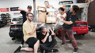 homepage tile video photo for SUB MAIL! Opening mystery packages sent by Subscribers!!