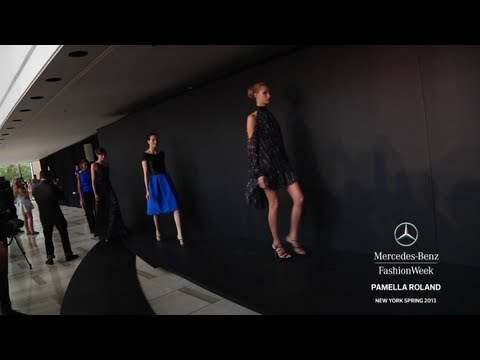 PAMELLA ROLAND HIGHLIGHTS - MERCEDES-BENZ FASHION WEEK SPRING 2013 COLLECTIONS